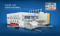 La automatización de alta velocidad de impresión slotter presión- la máquina de corte