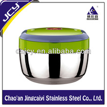 JCY 1600ML 201# Stainless Steel Thermal Lunch Box