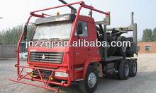 Sinotruk STYER KING Log Transportation Vehicles