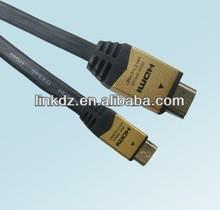 mini flat Hdmi Cable 3D &ethernet 1080P,2160P 4K*2K