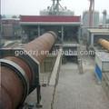 Cemento portland de la planta de producción, cal, spong de mineral de hierro de horno rotatorio