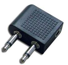 Airplane Headphone Socket Adapters
