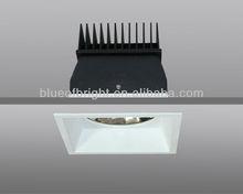 28W COB LED Fortimo SLM, high efficiency design LED square Downlight