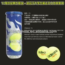 Alta qualidade bola de tênis marcas de venda, Tipo de bolas esportivas