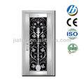 أبواب الحديد المطاوع دخول تستخدم شاشة أبواب معدنية أمنية