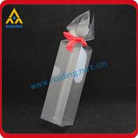 customed clear plastic folding case