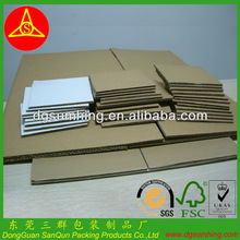 Packaging box corrugated paper board, carton cardboard package