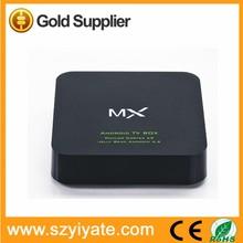 Cheapest smart tv box android 4.2 dual core mx amlogic 8726 1GB RAM 8GB flash dual core android internet tv box