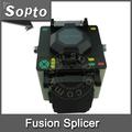 conteggio singola fibra ottica meccanica giuntatrice di fusione
