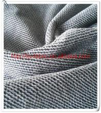 2013 new 100% polyester fabric/cation diagonal velboa for sofa, garment, curtain