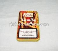 Tin cigarette pack