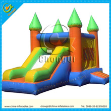 2014 Superstar Inflatable Combo Slide, inflatable combo