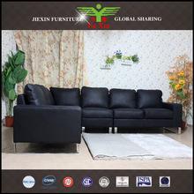 elegant stylish L shape corner sofa JX-02