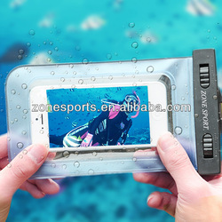 HOT SALE High quality waterproof bag for smartphone