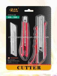 2014 top sale plastic knife packaging