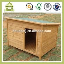 SDD06 wooden cheap dog houses