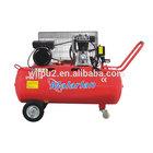 2HP 50Liter 1.5KW AC efficient Belt driven air compressor scrap machine for sale