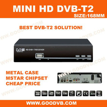 2013 Mini DVB-T2 with PVR USB Set Top Box for Russia Thailand,Malaysia-goodvb