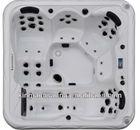 2013 newest water massage spa acrylic spa sex spa bathtub JCS-62
