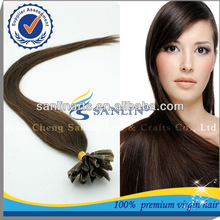 high quality 100% remy hair nail tape hair extentions
