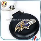 customized cartoon soft pvc leather promotion gift key chain