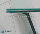 High Quality Largest Size Laminated Safety Glass with CE