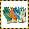 Industrial Latex safety gloves/Chemical Resistant gloves/Latex dipped gloves