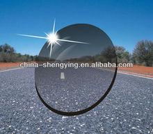 1.56 UV400 HMC EMI Photochromic Lens super hydrophobic coating(CE,FAD,ISO9001)