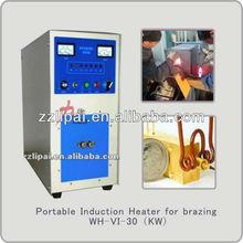 30KW energy saving small silver brazing alloys machine electricity saving device