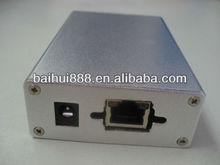 China RJ45 plug(WLAN) GSM GPRS wireless modem on wavecom Q2403A with sms internet and fax modem