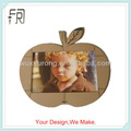 beautiful laser cortar metal photo frame