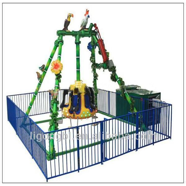venta atraccion parque infantil: