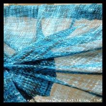 100% poly high twist 50D P/D chiffon fabric/imitation silk chiffon