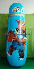 inflatable custom bop bag