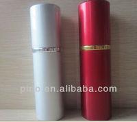 30ml/ 1.0oz Spray Perfume 100ml/3.33oz Red Aluminium Atomizer With UV Coating Bottle With Silk Printing