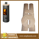 cheap decorative wood burning stone stove surrounds