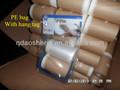 Auto- adesivo de papel crepe