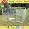 Hebei wire Gauge: 11#,12#,13# Size: 24L*18W*19H inch weld mesh dog cage