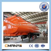 China 30Ton Capacity Fuel Tank Truck