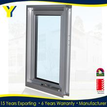 Windows double glazed australian standard / used aluminum awnings for sale / glass corner window