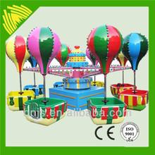 Sea World! Cute and Funny Amusement Park Rides Samba Balloon