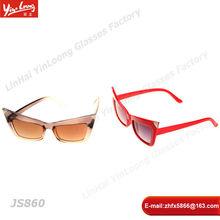 Color Changing Acrylic Lens Pc Frame Mk Fashion Sunglasses