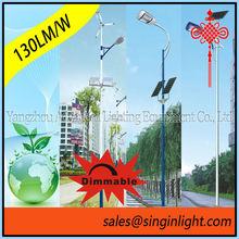 Enviroment Protected Green Lighting sale led solar street light
