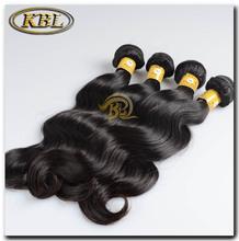 Guangzhou KBL hot selling AAAAA Peruvian virgin Hair