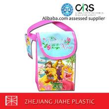 reusable famous cartoon non woven shopping bag