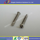 Triangle Tamper Resistant Screw Self Tapping for Plastic Products