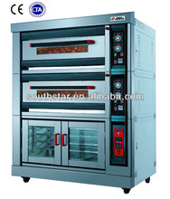 Luxury electric oven & proofer combi