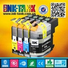 LC105 LC107 compatible brothers ink cartridge with chip