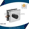 Porta de vidro da braçadeira gdc-304/divisória de vidro da braçadeira/conector de vidro de vidro da braçadeira