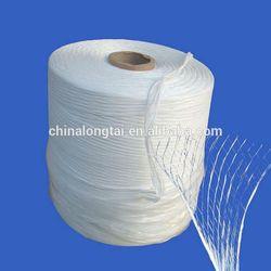 fibrillated pp yarn/sewing thread/uv resistant twine